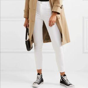 NWT J Brand Jeans Alana High Rise Cropped Skinny
